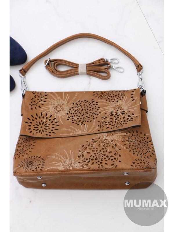 Trendy kabelka BROWN
