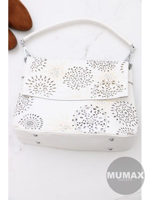 Trendy kabelka WHITE
