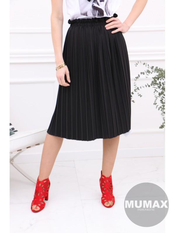 Čierná suknička