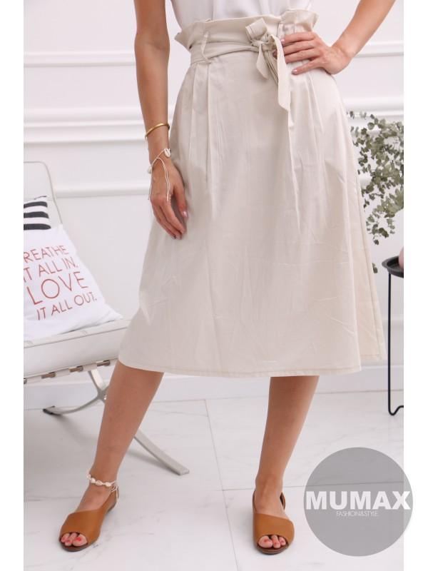 Krémova suknička