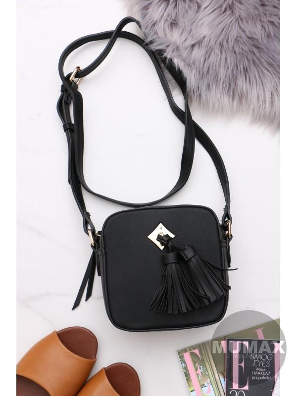 Čierna kabelka ERICK