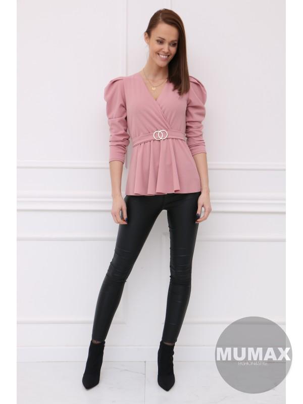 Trendy ružový top