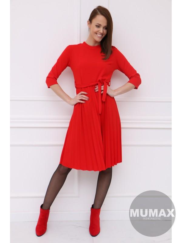 Trendy plisované šaty