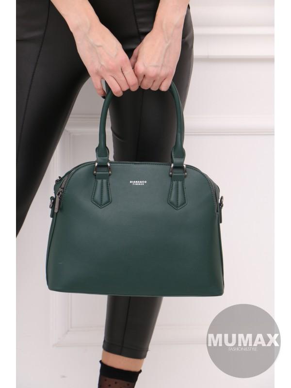 Trendy zelená kabelka CO