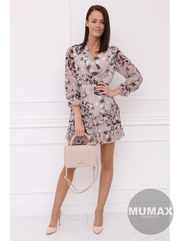 Ružové šaty MILADY