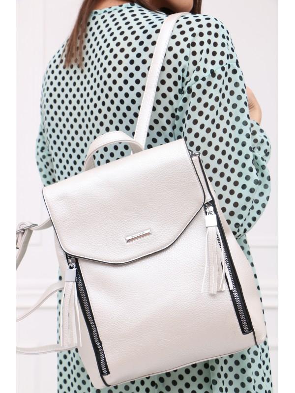 Módny perleťový ruksak