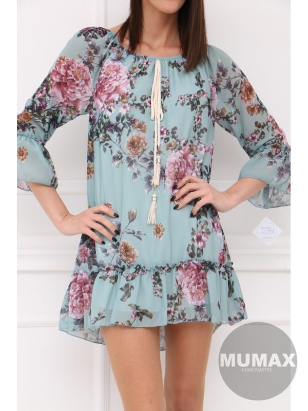 Mintové šaty/tunika MILADY