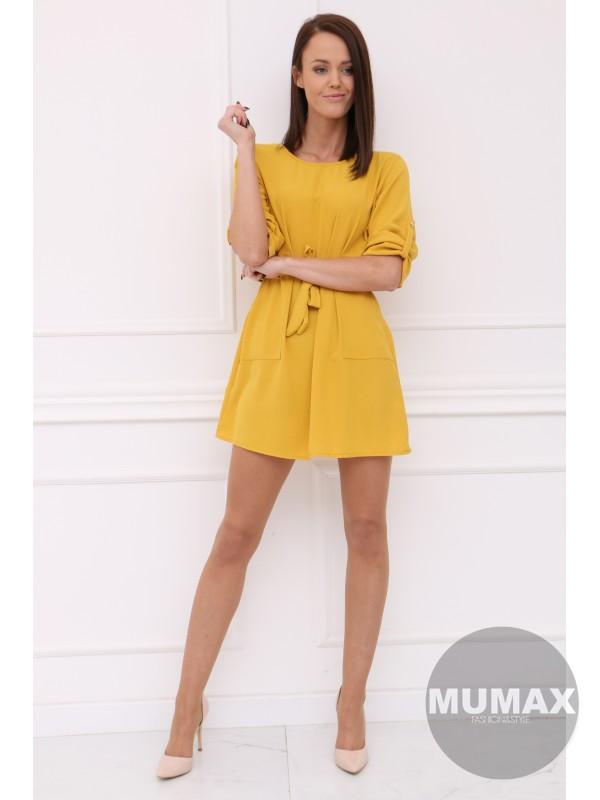 Žlté šaty JELL