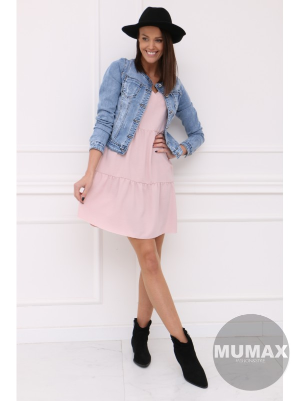 Ružové šaty WERDAN