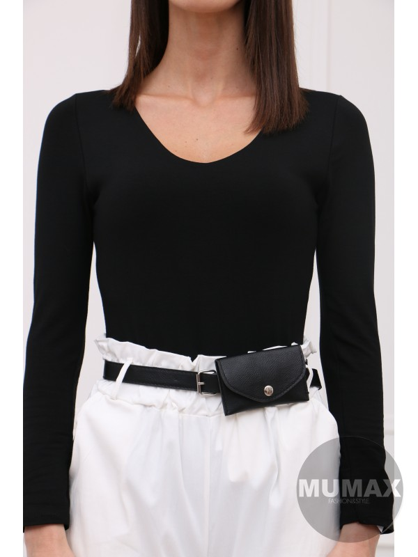 Čierné tričkové body