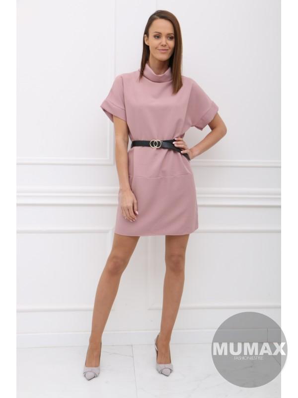 Fialové šaty CLAUDIE