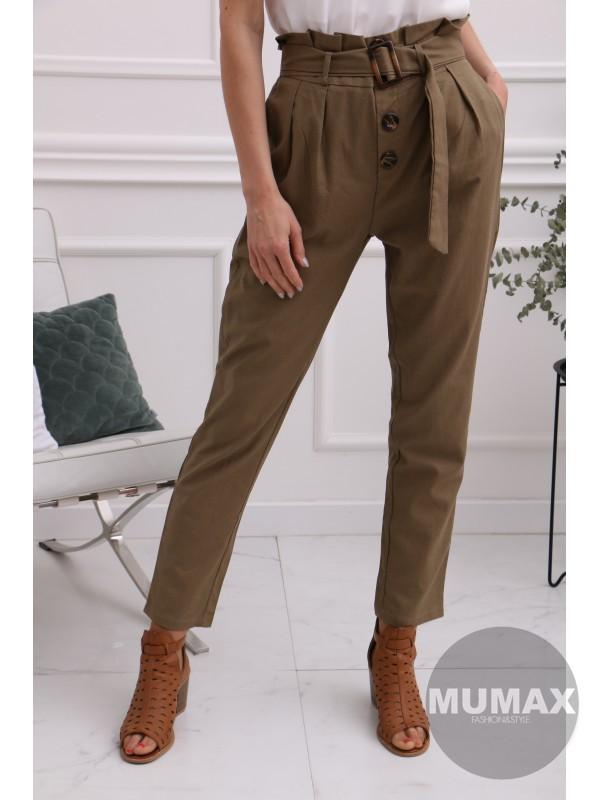 Zelené nohavice