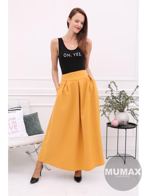 Dámska dlhá sukňa