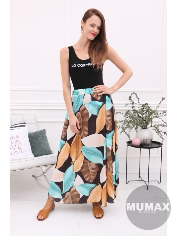 Dlhá dámska sukňa