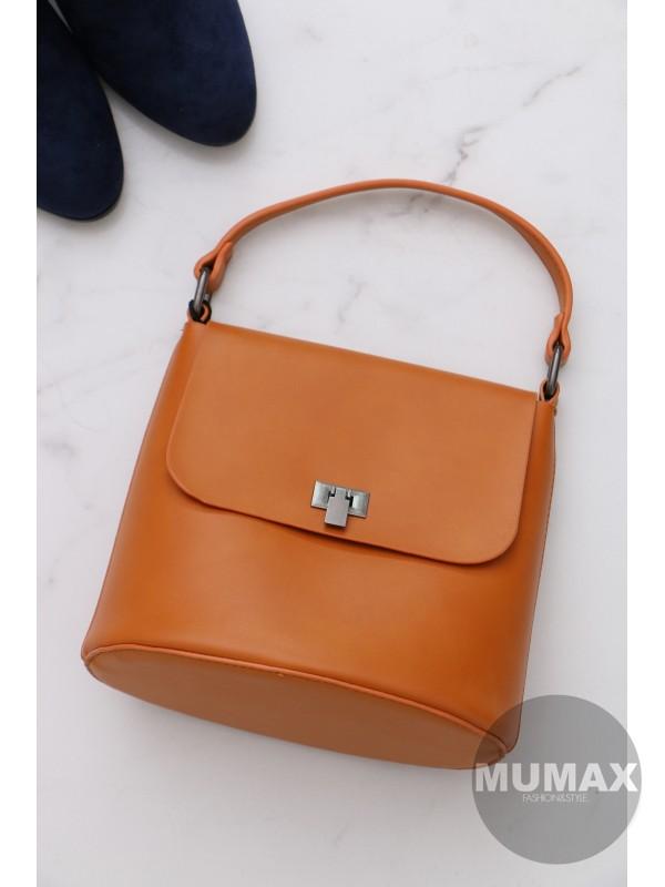 Trendy kabelka oranžová
