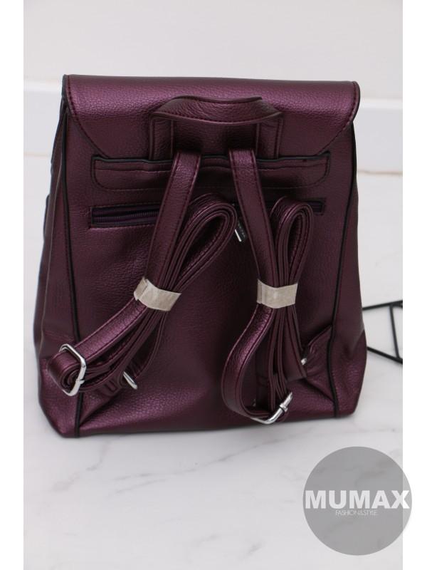 Trendy fialový ruksak