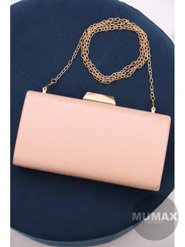 Béžova elegantná kabelka