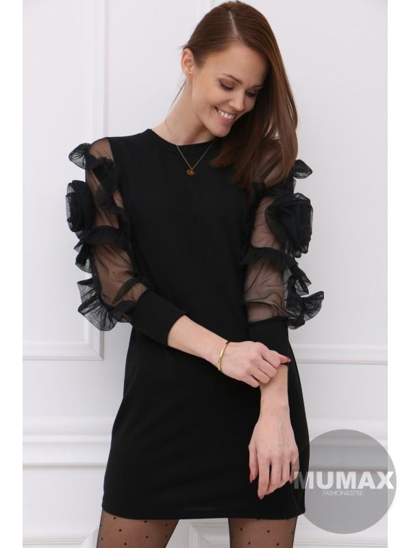 Trendy čierné šaty