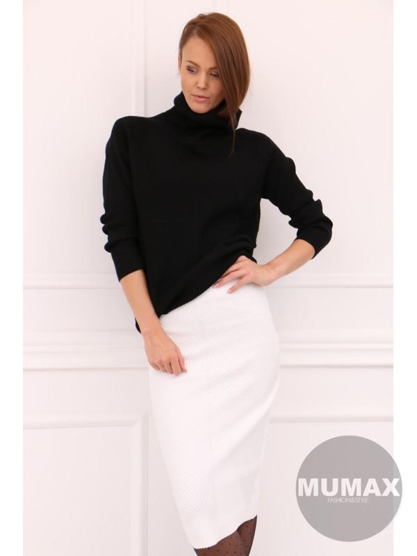 Dámska bielá suknička