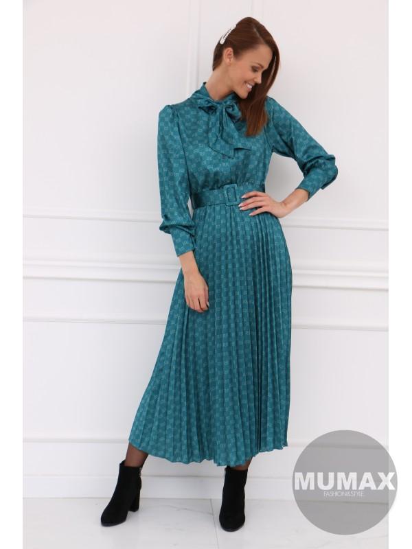 Dámske plisované šaty