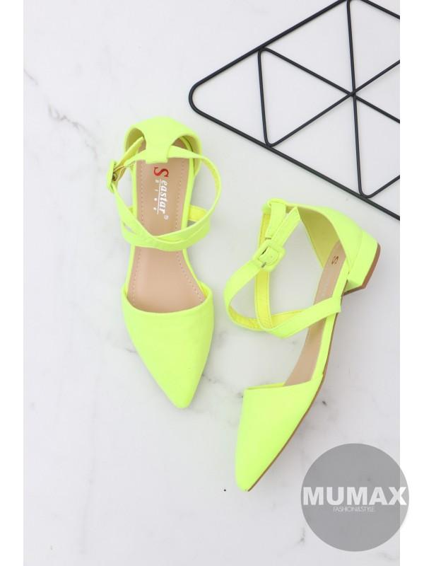 Sandálky YELLOW