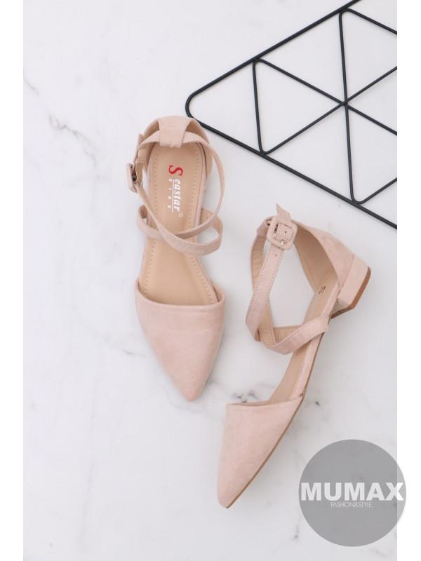 Sandálky BEIGE