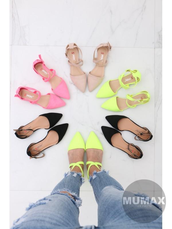 Sandálky FUCHSIA