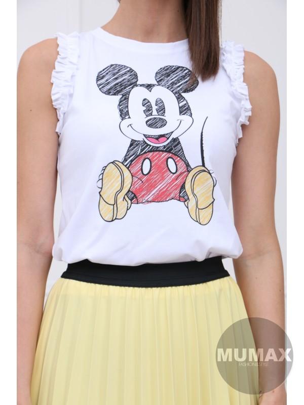 Trendy tričko s potlačou
