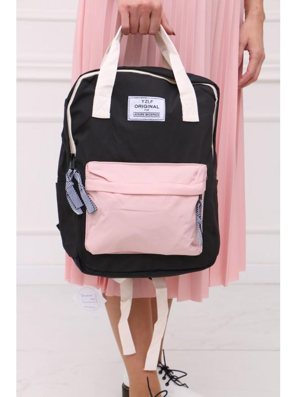Trendy ruksak čierný