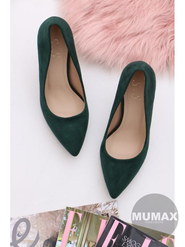 Smaragdové lodičky