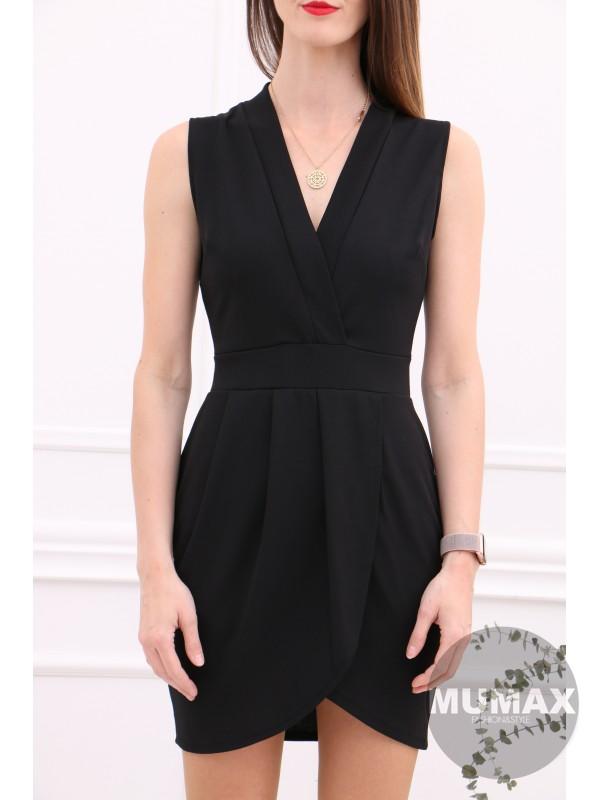 Dámske čierne šaty