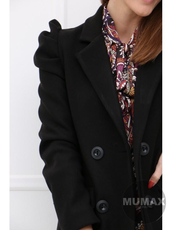 Dámske čierné sako
