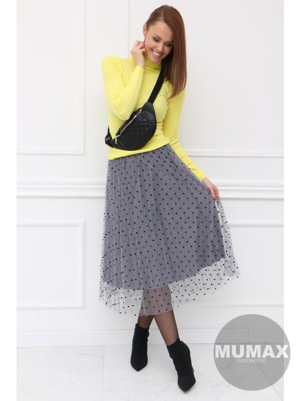 Trendy obojstranná sukňa