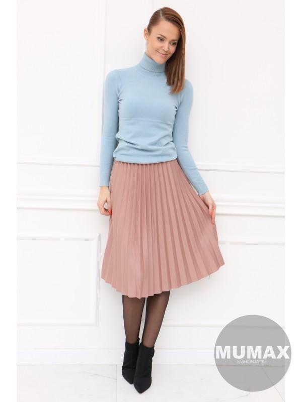 Dámska plisovaná sukňa