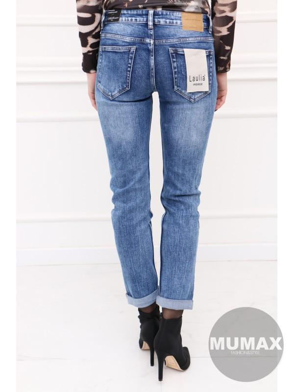 Trendy Cigarette jeans