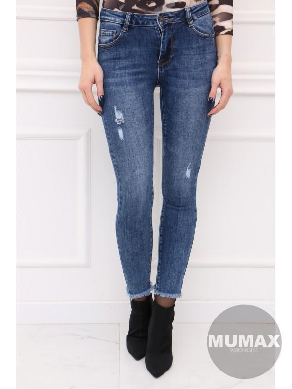 Trendy Push Up Jeans