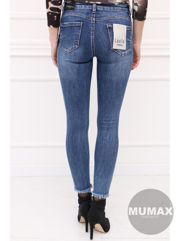 Trendy Push Up Jeans