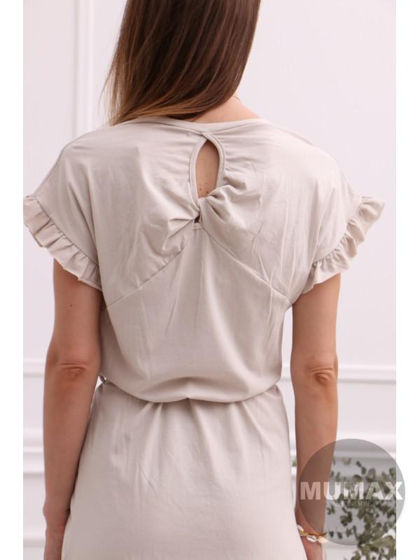 Dámske bavlnené šaty