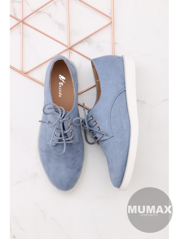 Modré mokasíny