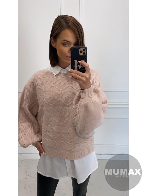 Oversize sveter