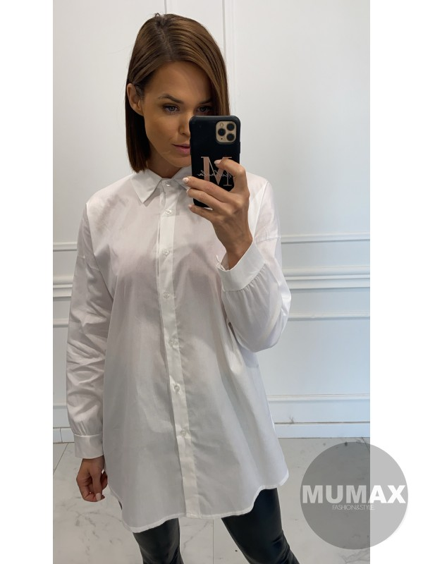 Basic predĺžená košeľa