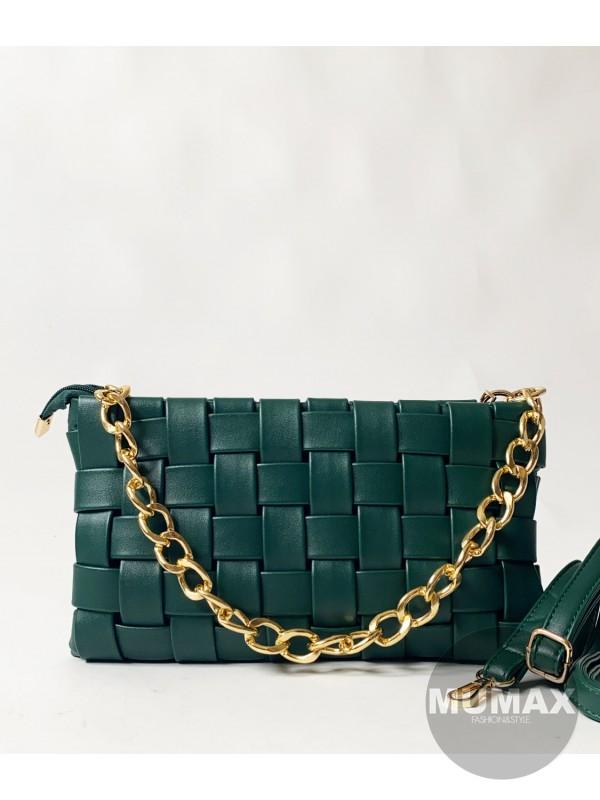 Kabelka smaragd