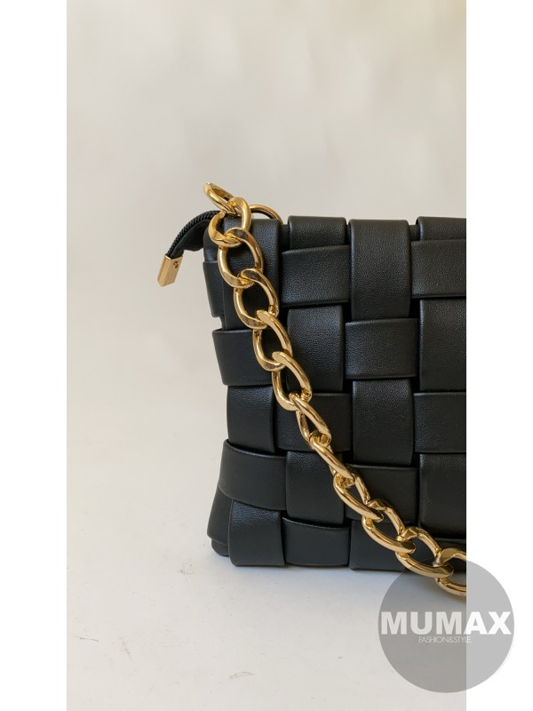 Kabelka čierna