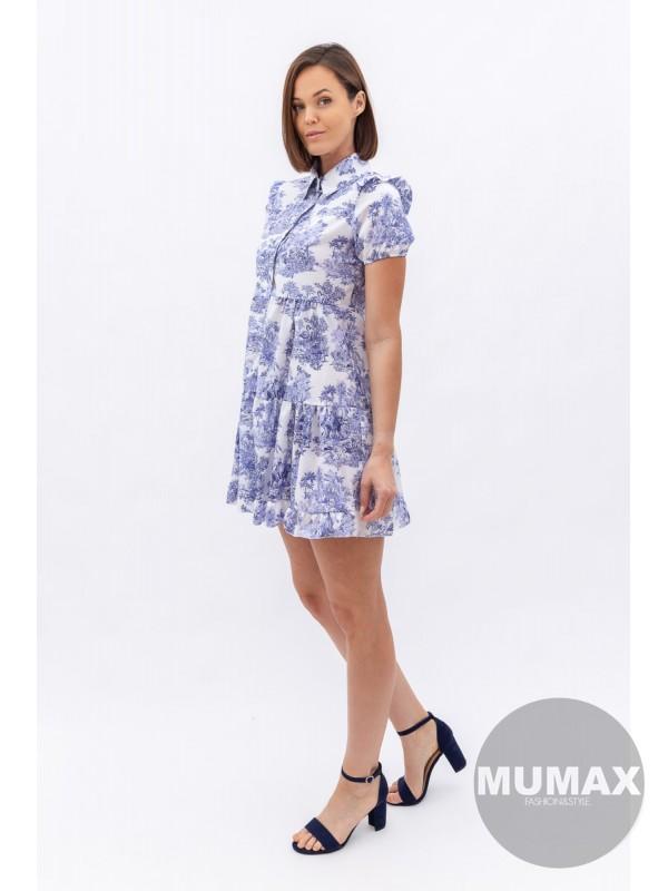 Šaty -Modré