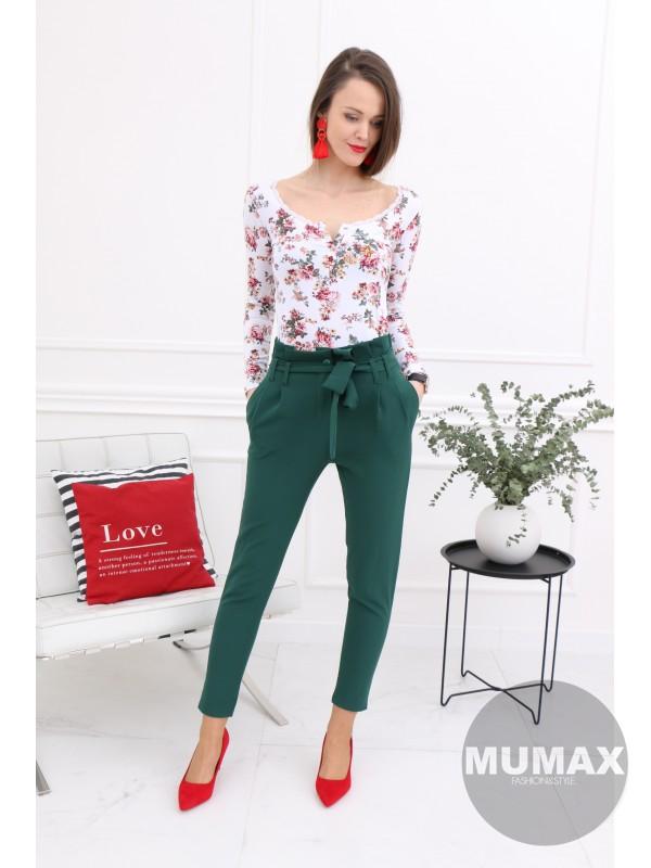 Smaragdové nohavice