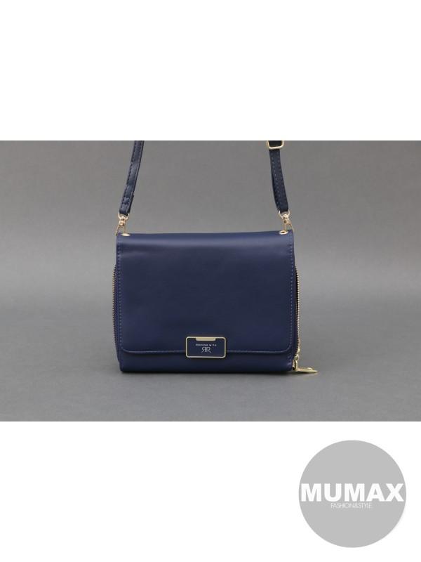 Crossbody/peňaženka čierná