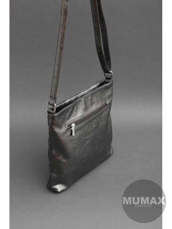 Dámska tmavosivá kabelka