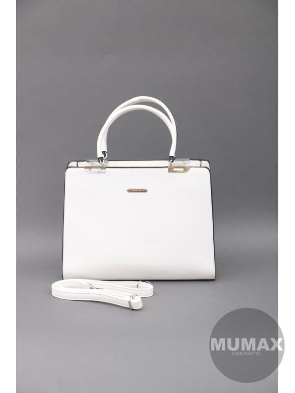 Biela kabelka CO
