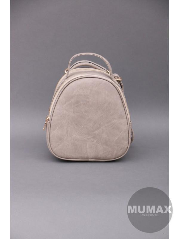 Sivý ruksačik