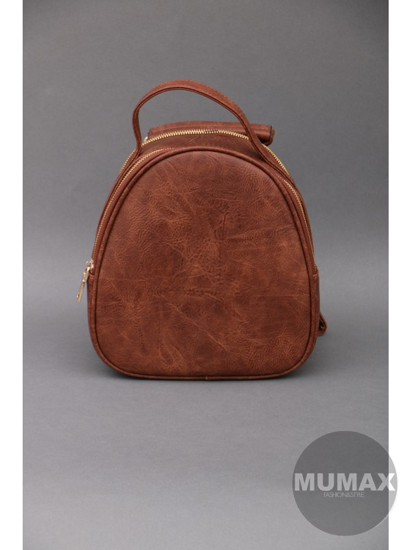 Hnedý ruksačik